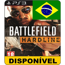 Battlefield Hardline - Bf H - Ps3 Psn - Gamesgo