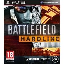 Battlefield Hardline - Ps3 - Código Psn