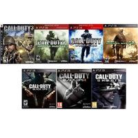 Novo Combo Call Of Duty Todos Menos Mw3 E Aw Playstation 3