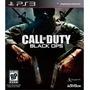 Call Of Duty Black Ops - Ps3 - Novo Lacrado
