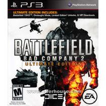 Battlefield Bad Company 2 - Ps3 - Frete Gratis