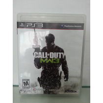 Call Of Duty Mw3 P/ Playstation3 Ps3 Frete Gratis