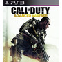 Call Of Duty Advanced Warfare Cod - Ps3 Codigo Psn Português