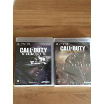 Call Of Duty Warfare E Ghosts Pelo Preço De 1 Lacrado Pt-br