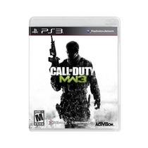 Call Of Duty Modern Warfare 3 (mw3) - Jogo Playstation 3