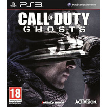 Game Call Of Duty: Ghosts Para Ps3