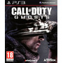 Call Of Duty Ghosts Cod Ps3 Legendas Português Frete Gratis