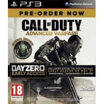 Call Of Duty Advanced Warfare Ps3 Day Zero Edition(pré-venda