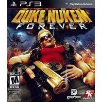 Duke Nukem Forever 3d Ps3 Frete R$6,50 Br Zsulrj