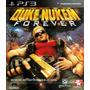 Duke Nukem Forever - Ps3 - Usado - Frete Grátis