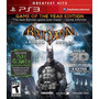 Game Ps3 Batman Arkham Asylum