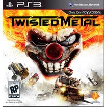 Twisted Metal Ps3 - Código Psn Envio Via Email