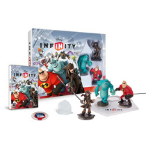 Jogo Para Ps3 Disney Infinity - Kit Inicial Webfones