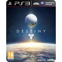 Destiny - Ps3 Código Psn - Totalmente Em Ptbr - Riosgames