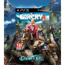 Far Cry 4 Lançamento 18/11 Ps3 Mídia Digital