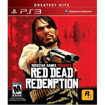 Red Dead Redemption - Ps3 Original Lacrado Pronta Entrega