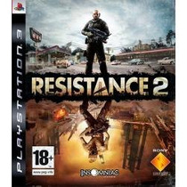 Ps3 * Resistance 2 * Em Portugues * Lacrado * No Rj