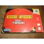 Mission: Impossible N64 Raro Para Colecionador