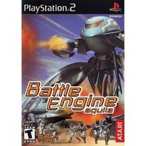 Battle Engine Aquila - Ps2