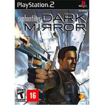 Game Ps2 Syphon Filter Dark Mirror Compre Ja Me