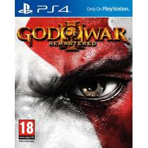 God Of War 3 Ps4 Remasterizado Original E Lacrado