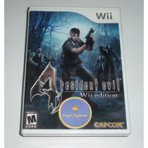 Resident Evil 4 Wii Edition | Jogo Wii | Produto Original