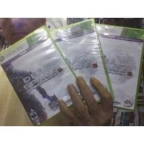 Dead Space3 Xbox360 Portugues Lacrado Aceitroca Por 2 Usados