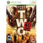 Jogo Novo Lacado Army Of Two : The 40th Day Xbox 360