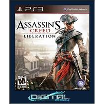 Assassins Creed Liberation Hd + Fredon Cry Código Psn