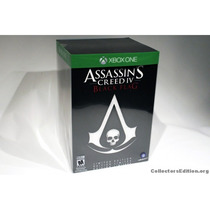 Assassins Creed 4 Iv Black Flag Limited Edition - Xbox One