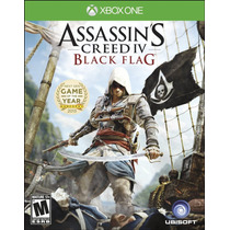 Assassins Creed Iv Black Flag Xbox One Português Fret Grátis