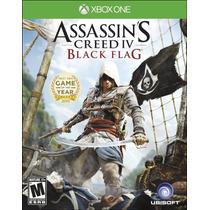 Assassins Creed Iv Black Flag Xbox One Português Fret Grátis