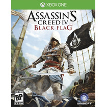 Assassins Creed Iv Black Flag (versão Em Português) Xbox One