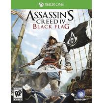 Assassins Creed Iv Black Flag (versão Em Português) Xbox One
