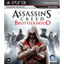 Assassins Creed Brotherhood Manual Em Portugues Ps3