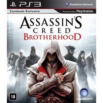 Assassins Creed Brotherhood Manual Em Portugues Ps3