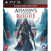 Jogo Assassins Creed Rogue - Ps3 - Playstation 3 - Português