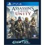 Assassins Creed Unity Pré-venda 28/10 Ps4 Código Psn