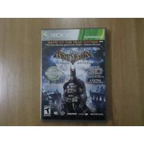 Batman Arkham Asylum - Xbox 360 - Original