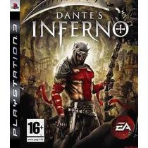 Dantes Inferno Ps3 # Promoção# (código Psn) Rafa Gamer!