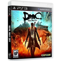 Dmc Devil May Cry 5 Legendas Em Português Com Dlc - Ps3