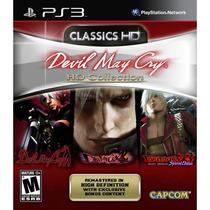 Devil May Cry Hd Collection Ps3 - Sedex A Partir De R$ 6,89