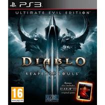 Diablo 3 Reaper Of Souls Ultimate Evil Ed. - Código Psn Ps3