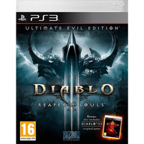 Diablo 3 Reaper Of Souls - Ps3 Codigo Psn Portugues Brasil
