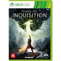 Dragon Age Inquisition Xbox 360 Legenda Pt-br Pronta Entrega
