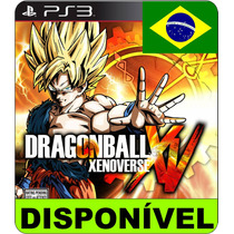 Dragon Ball Xenoverse Xv-15 - Ps3 Psn - Gamesgo
