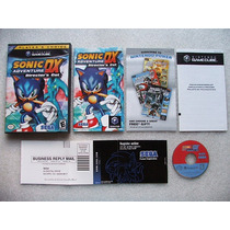 Game Cube: Sonic Adv. Dx Director