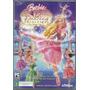 Jogo - Game - Pc Dvd Barbie 12 Dancing Princess - Original