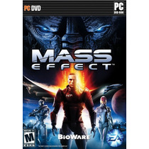 Game Pc Mass Efect - Original Lacrado