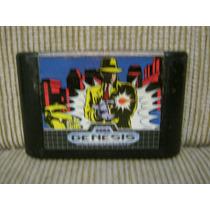 Dick Tracy Original C/caixa Mega Drive!!l Promoção Frete
